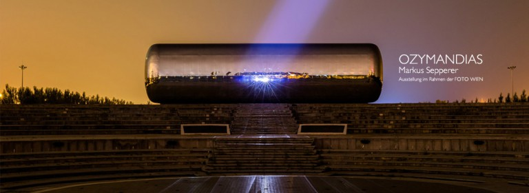 Ausstellung: Ozymandias