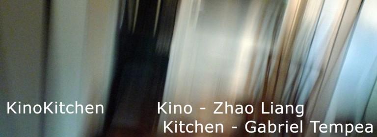 KinoKitchen: Zhao Liang & Gabriel Tempea