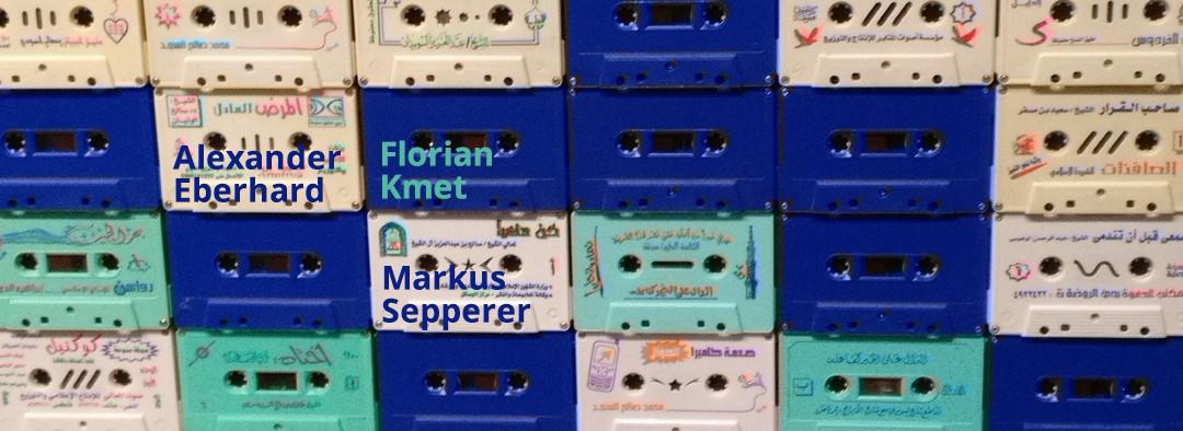 Konzert: Eberhard, Kmet, Sepperer